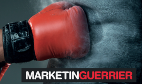 Le Marketing Guerrier ou comment être plus efficace que vos concurrents avec moins de budget !