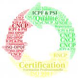 Certification des Formateurs et Prestataires de Services Intellectuels