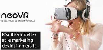 Réalité virtuelle : et le marketing devint immersif...