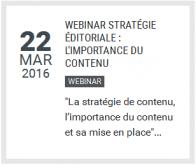 Stratégie éditoriale : l'importance du contenu