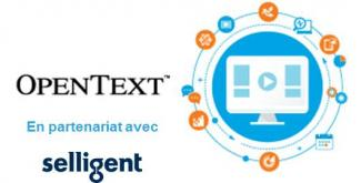 Comment Selligent crée une vue client 360° avec OpenText, pour un parcours digital client optimisé