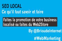 SEO Local, Web2Store, quelles sont les bonnes pratiques ?