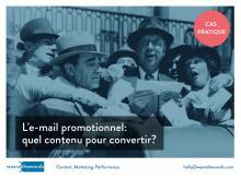 10 e-mails promotionnels à la loupe. Ce qui fait vraiment cliquer vos clients?
