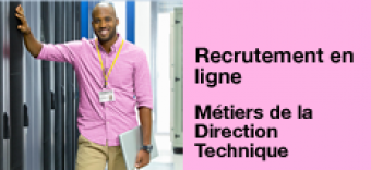 Recrutement en ligne : rejoignez la Direction Technique Cloudwatt - Orange Cloud for Business