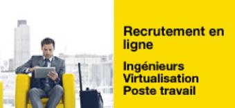 Recrutement en ligne : zoom sur un métier en plein boom : Ingénieur expert en  virtualisation des postes de travail