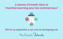 """TPE, PME/I, ETI, 3 raisons pour investir dans le """"machine learning pour les commerciaux"""""""