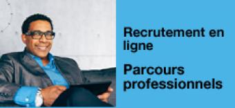 Recrutement en ligne : les parcours professionnels Orange Cloud for Business
