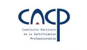 Comment obtenir le recensement d'une certification professionnelle à l'Inventaire de la CNCP ?
