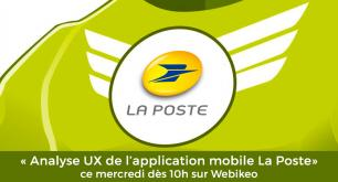 Analyse ergonomique & UX de l'application mobile : La Poste