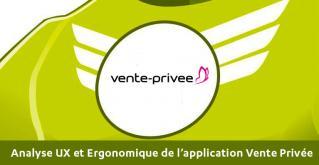 Améliorer l'UX de votre application mobile : user test live avec l'application Vente privée