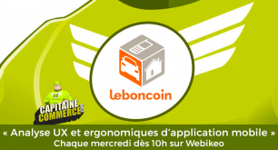 Améliorer l'UX de votre application mobile : user test live avec l'application Leboncoin