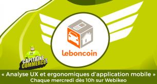 Améliorer l'UX de votre application mobile : user test live avec l'application Leboncoin