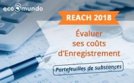 Comment optimiser le coût d'Enregistrement REACH de votre portefeuille de substances ?