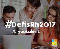 #Défi RH 2017 : 5 priorités pour réussir sa transformation digitale RH