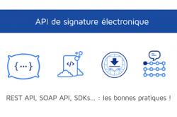 Intégrez les API de signature électronique au sein de l'expérience utilisateur