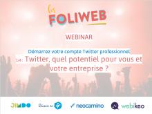 Twitter 1/4 : Quel potentiel pour vous et votre entreprise ?