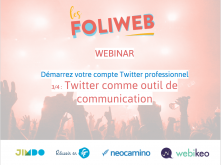 Twitter 3/4 : Twitter comme outil de communication
