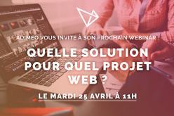 Quelle solution technique choisir pour votre projet web ?