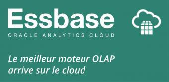 [Atelier en ligne ] Découvrez la nouvelle version Essbase, le meilleur outil OLAP arrive sur le cloud