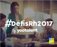 #DefisRH2017 : Transformation digitale, le process d'entretien annuel est-il mort ?