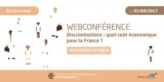 Discriminations à l'emploi : quel coût économique pour la France ?