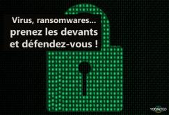 La Cybercriminalité est une menace majeure pour les entreprises, y compris les PME. Chefs d'entreprise préparez-vous !