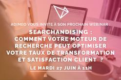 Searchandising : comment votre moteur de recherche peut optimiser votre taux de transformation client ?