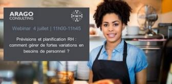 Prévisions et planification RH : comment gérer de fortes variations en besoins de personnel ?