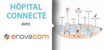 Le rôle de l'interopérabilité pour l'hôpital connecté de demain : GHT, projets territoriaux, parcours patient