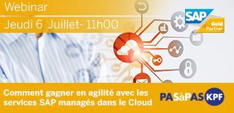 [Demo] Comment gagner en agilité avec les services managés dans le Cloud ?