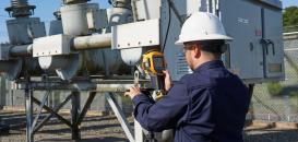 Une caméra pour deux fonctions: Analyse thermiqueet détection de gaz SF6