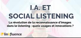 La révolution de la reconnaissance d'images dans le listening: quels usages et innovations