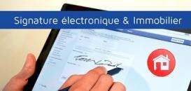 Accélérez et concrétisez vos dossiers immobiliers avec la signature électronique
