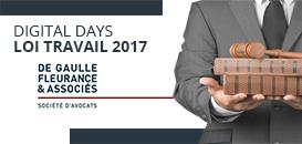 Ordonnances Macron : Sécurisation des ruptures de contrat de travail