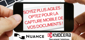 Soyez plus agiles : Optez pour la capture mobile de vos documents !