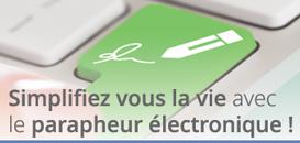 Consultez, validez et signez facilement vos documents grâce au parapheur électronique