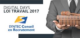 Loi travail : conséquences sur le recrutement, la gestion des talents et les carrières des cadres