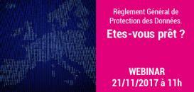 RGPD ET VOUS... Prêt pour le grand défi de la protection des données ?