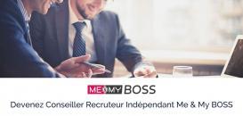 Devenez conseiller recruteur Me&My Boss : nouveau concept de recrutement classé parmi les 50 pépites RH