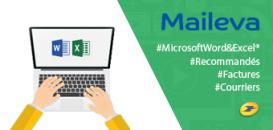 Découvrez comment envoyer vos courriers depuis Microsoft Word® et Excel®