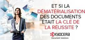 Et si la  dématérialisation  des documents était la clé de la réussite?