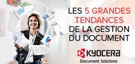 Les 5 grandes tendances de la gestion du document