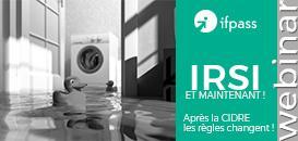 IRSI et maintenant : après la CIDRE les règles changent !