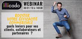 Booster votre efficacité commerciale : quels leviers pour vos clients, collaborateurs et partenaires  ?