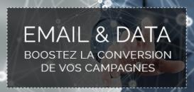 Email & Data : améliorez la conversion de vos campagnes