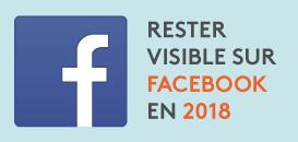 Les stratégies pour être visible sur Facebook en 2018