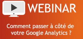 Comment passer à coté de son Google Analytics