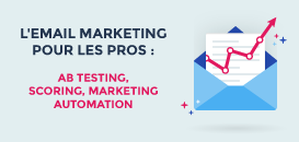 L'Email Marketing pour les pros : AB testing, Scoring, Marketing Automation