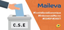 Simplifiez l'organisation des élections du « Comité Social et Economique » avec Maileva Vote