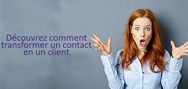 Comment détecter un prospect, le transformer en client et le fidéliser ?